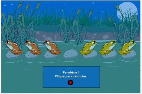 pic hasil akhir dari quiz frogleap