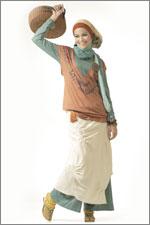 Up2date Koleksi Busana Muslim Trimoda Journey Of Life